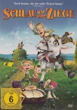 Schlau wie eine Ziege - Trickfilm  DVD/NEU/OVP