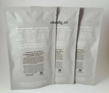 BAG of 3 Teavana STRAWBERRY BLUSH/PEACH TRANQUILITY (Oolong Herbal Tea Blend)2oz