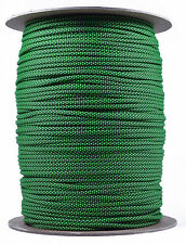 Neon Green Diamonds - 550 Paracord Rope 7 strand Cord - 1000 Foot Spool