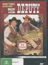 THE DEPUTY - 3 SHARP-SHOOTIN' EPISODES - DVD