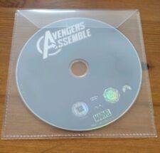 Avengers Assemble DVD (2012) Robert Downey Jr, Whedon (DIR) cert 12 DISC ONLY