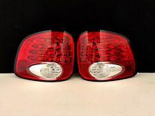 1997-2003 Ford F-150 Flareside / Stepside LED Tail Lights - Red