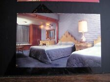 KitschY MADONNA INN Room 117 VINTAGE Postcard Motel San Luis Obispo CA