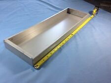 Blank Square Angle Deluxe Reverb Style Chassis
