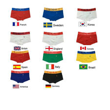 New Sexy Men Cotton Underwear Boxer Shorts Briefs Trunks Modal Underpant M-XL UK