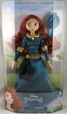 "Disney Parks Princess Merida Brave Doll Classic 11"" - New"