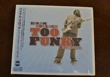 Too Funky 2 Ignore by Hiram Bullock (Japan, CD, 2006 JVC Victor) NEW