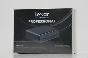 Lexar Professional USB 3.0 Reader microSDHC / microSDXC UHS-II Workflow UR2