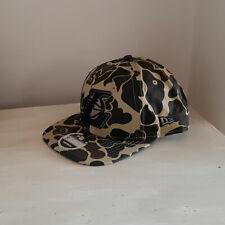 LA Lakers Camouflage NBA 9FIFTY Snapback Hat - Size Small/Medium