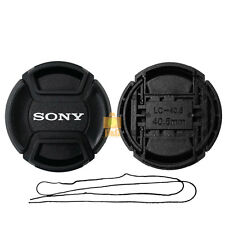 NEW SONY LENS CAP LC-40.5 / FOR 40.5mm LENS / FRONT LENS CAP FOR E 16-50mm LENS