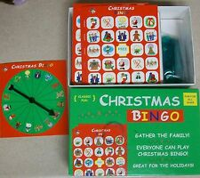 Anton Christmas Bingo Holiday Game Fun For Children Adults Family New in Box