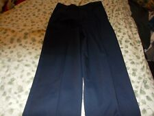 Boys Blue Uniform Dress Pants Size 14