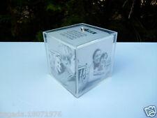 🍓 Boite A Cube Photos Carré 9,5 Cm Vintage