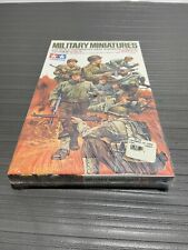 Tamiya Military Miniatures 1/35 Scale U.S. Infantry West European Theater Sealed