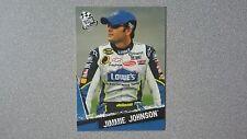 2007 NASCAR Press Pass Wal-Mart Jimmie Johnson #JJ-A Card