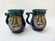 Matching Ceramic Stein/Mug From 1990's: Georgia Renaissance Fair