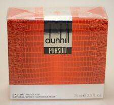 Dunhill PURSUIT 75 ml Eau de Toilette EdT Spray Neu / Folie