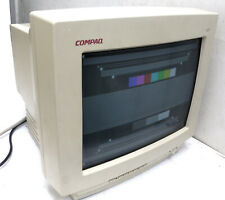 Compaq V50 15in. CRT computer monitor