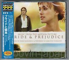 Sealed! PRIDE & PREJUDICE Soundtrack JAPAN CD UCCS-9038 est&More 999 Best&More