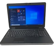 New listing Dell Latitude E6540 laptop 2.8Ghz i7-4810Qm 16Gb 256Gb Ssd Radeon Video