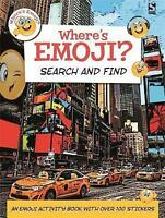 Where's Emoji?: Search & Find by Holly Brook-Piper (Paperback)