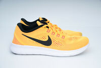 Authentic Women's Nike Free RN Laser Orange Running Shoes 831509-800 US 7