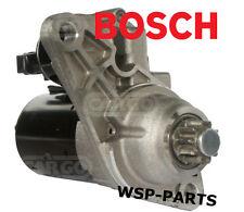 AUDI SEAT SKODA VW motor de arranque Starter Bosch 0001120400 0001120401 02t911023g, nuevo