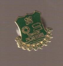 Pickering Ontario Metal Pin Pinback - Very Good