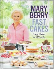 Fast Cakes Easy Bakes in Minutes Mary Berry Hardback 9781472243003