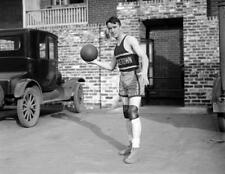 "1927 Dury, Georgetown Basketball Old Photo 8.5"" x 11"" Reprint"