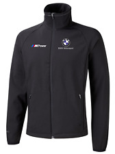 BMW Motorsport softshell JACKET * M power * DTM * car * driver * QUALITY race