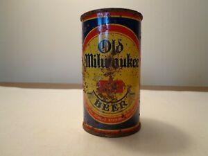 OLD MILWAUKEE BEER FLAT TOP