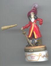 Disney Villain Peter Pan Captain Hook Porcelain Phb