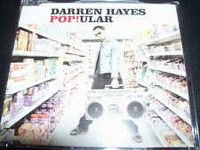Darren Hayes Popular Australian 4 Track CD Single
