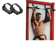 Ab Straps Hang On Pull Up Bar, Challenge And Strengthen Abdominal Core Muscles