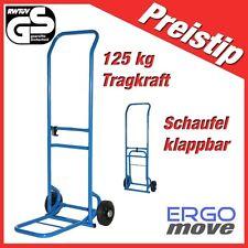 PROFI-Sackkarre 125 kg, faltbar, stabil und praktisch - NEUWARE - PREISTIPP!