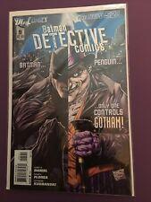 Batman Detective Comics #5 NM DC Penguin cover