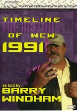 WCW Timeline 1991 Barry Windham NWA WWF WWE Four Horsemen Ric Flair Lex Luger DX