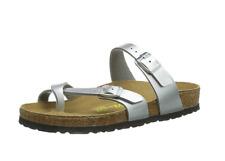 7b95c136173c Birkenstock Gizeh 043751 Size 39 L8m6 R Birkibuc Mocha Thong Sandals