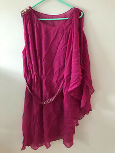 Monsoon - Ladies UK 14 - Hand Embellished Party Dress New w/ tags RRP £139