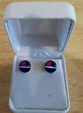 Gay Pride,Leather Pride, Stainless Steel Earring Studs, Purity 316L USA Seller