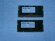 "Ram 4GB Macbook pro 15"" 2,16 core 2 duo a1211 DDR2 SDRAM PC2 667MHZ"