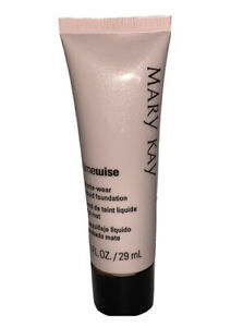 Bronze 5 Mary Kay Timewise Matte Wear Liquid Foundation Makeup Oily Skin New MK