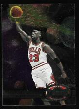 1997-98 Metal Universe Michael Jordan Bulls #23