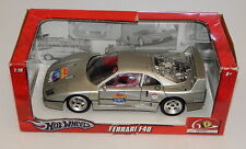 Hot Wheels 1:18 Scale Ferrari F40 60th Anniversary Edition Unused R8898