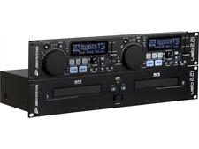 JB Systems - USB 2.2 Mk2 Doppel CD / MP3, USB Player