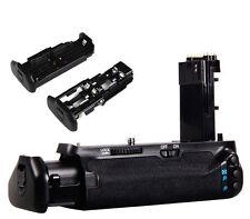 Vertical Battery Hand Grip Pack for Canon 7D Mark II 7DII DSLR Camera as BG-E16