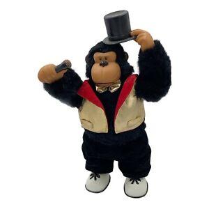 "Rare Vintage Magogo Gorilla Dances & Sings ""La Bamba"" Animated Dancing"