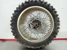 1983 1984 Kawasaki KX500 KX 500 KX250 250 rear wheel rim hub