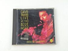 DAVE VALENTIN - LIVE AT THE BLUE NOTE - CD 1988 GRP RECORDS - NM-/VG